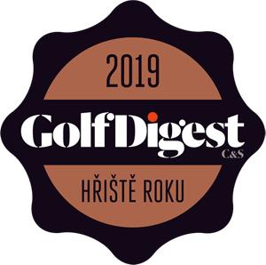 Black Bridge Golf Resort obsadil 3. místo v anketě o hřiště roku