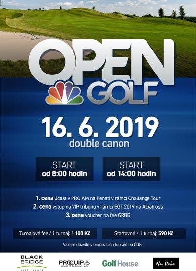 Zahrajte si Golf Channel Open na Black Bridge